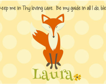 Red Fox clipart guides #11
