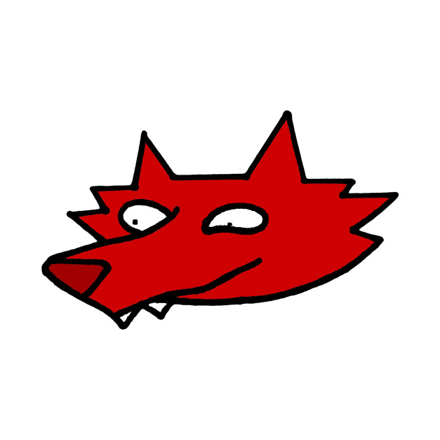 Red Fox clipart guides #3