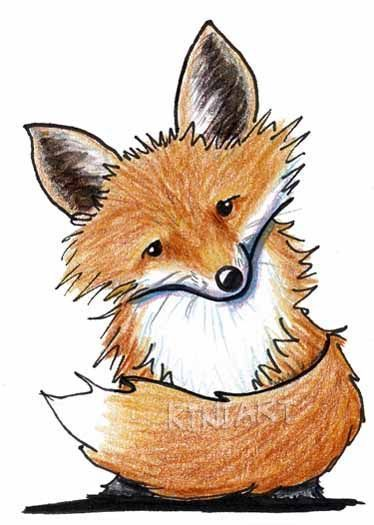 Red Fox clipart silver fox Best on about Fox Little