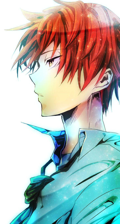 Red Hair clipart anime Best like Just hair Haruka