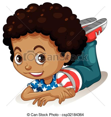 Red Hair clipart boy Vector Ethnic boy collection Little