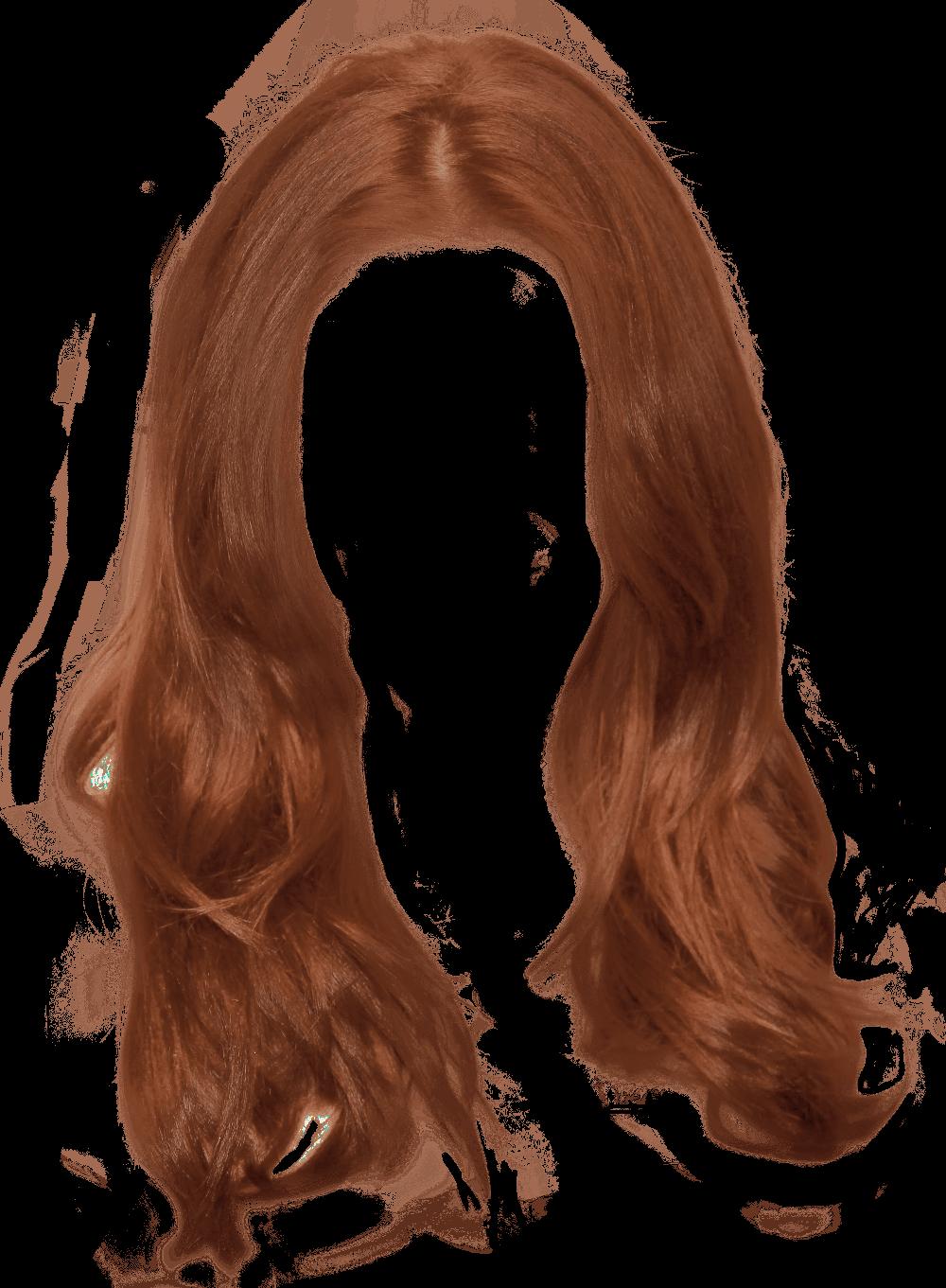 Red Hair clipart ginger hair Transparent PNG Hair StickPNG Women