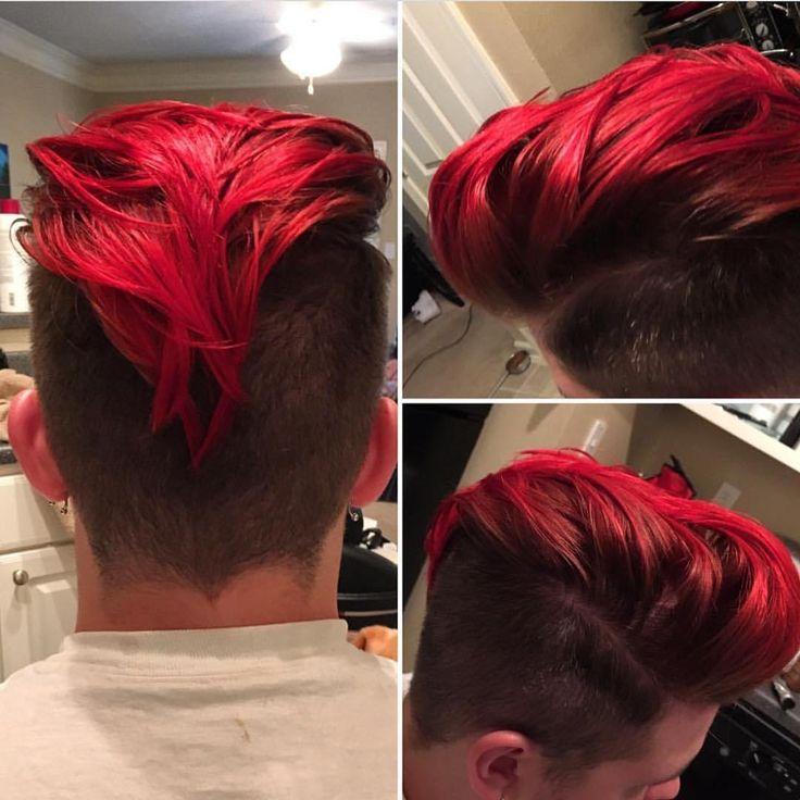 Red Hair clipart hair colour Men men hair Red Best