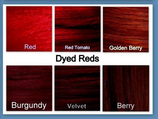 Red Hair clipart hair colour Collection Dark best 25+ Red