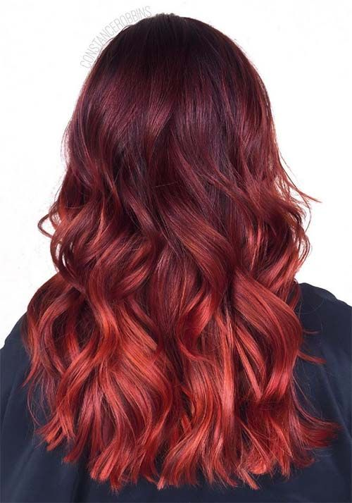 Red Hair clipart just hair On Best 25+ shades Pinterest