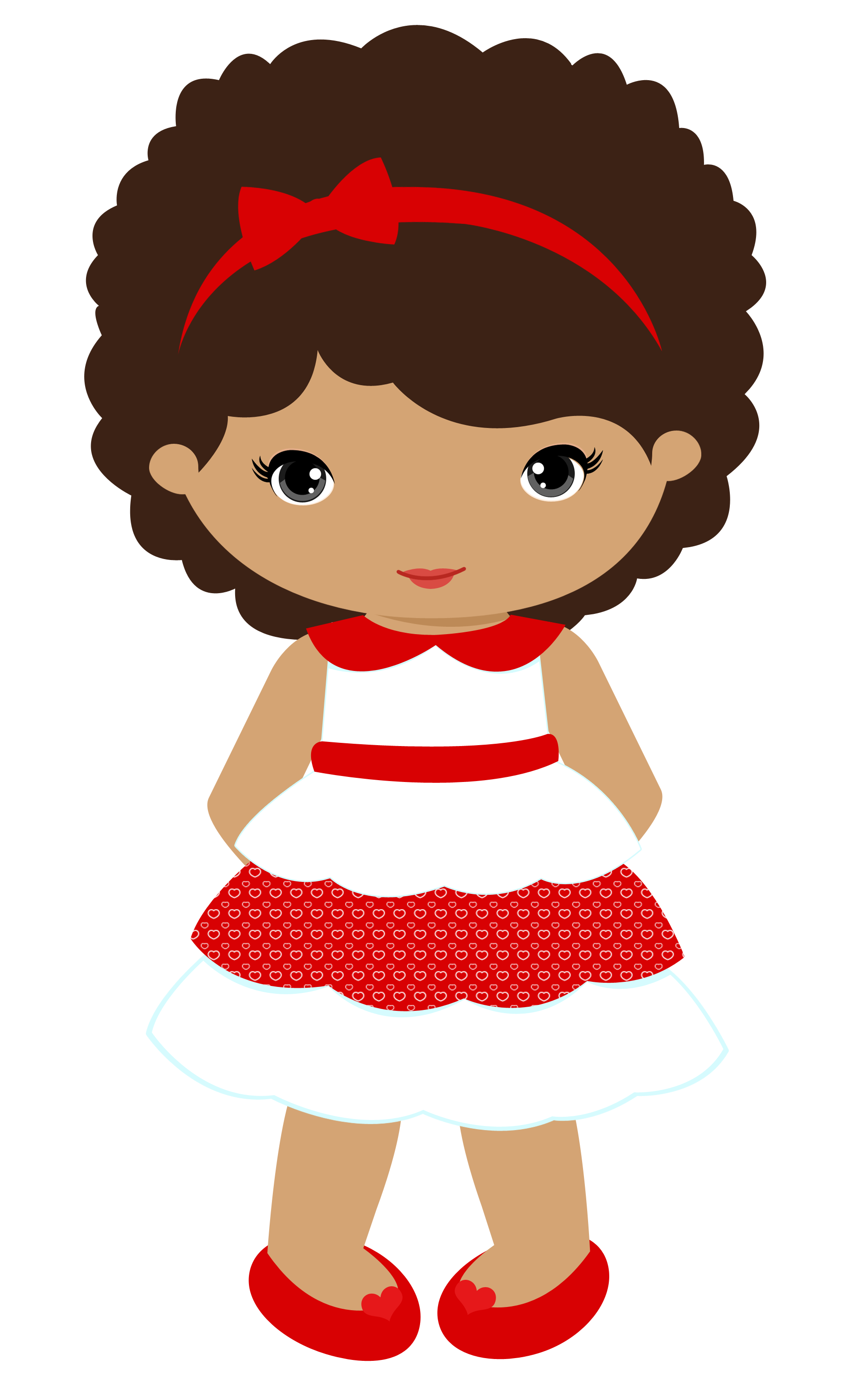 Red Hair clipart kid hair #9