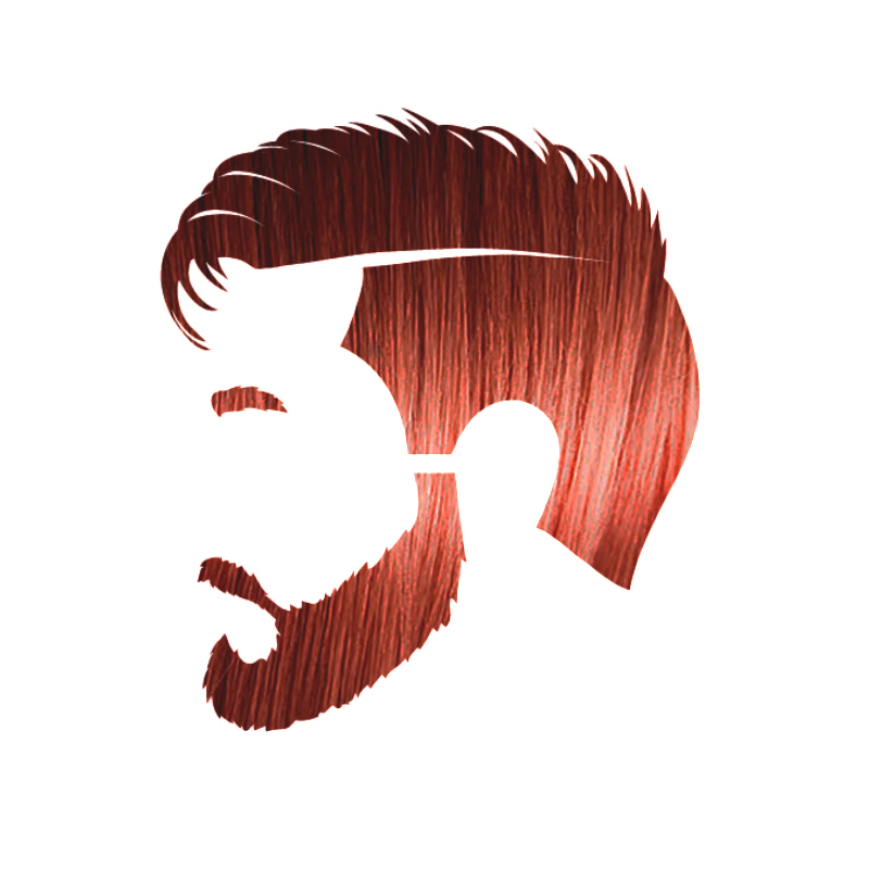 Beard clipart manly #15