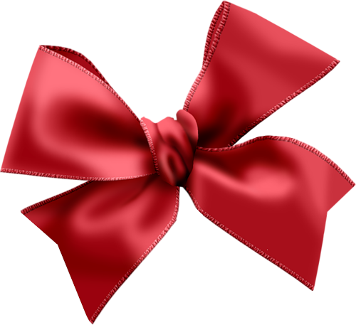 Red Hair clipart red bow #8