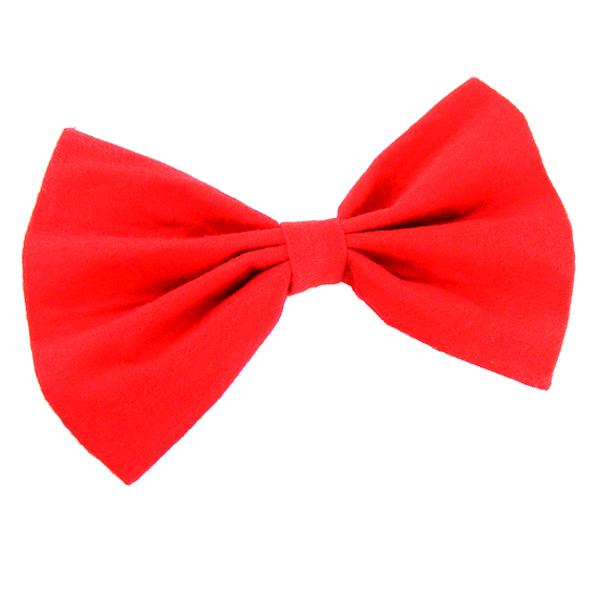 Red Hair clipart red bow #2