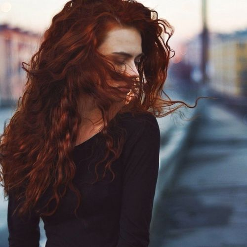 Red Hair clipart sad lady Best The hair Pinterest ideas