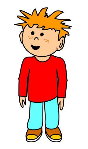Red Hair clipart short Clipart Clip Hair Hair School