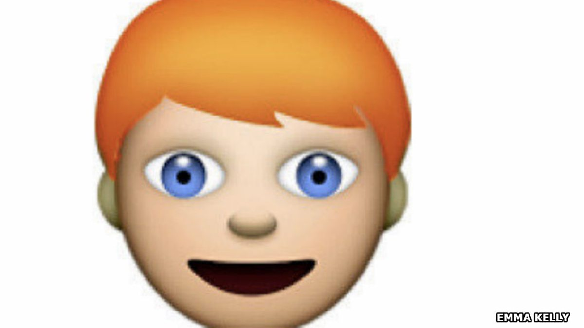 Red Hair clipart short · should emoji Ginger 'There