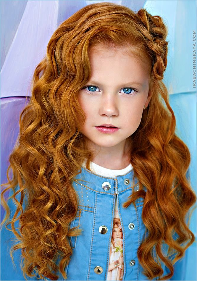Red Hair clipart small eye Ginger with More girls Ginger