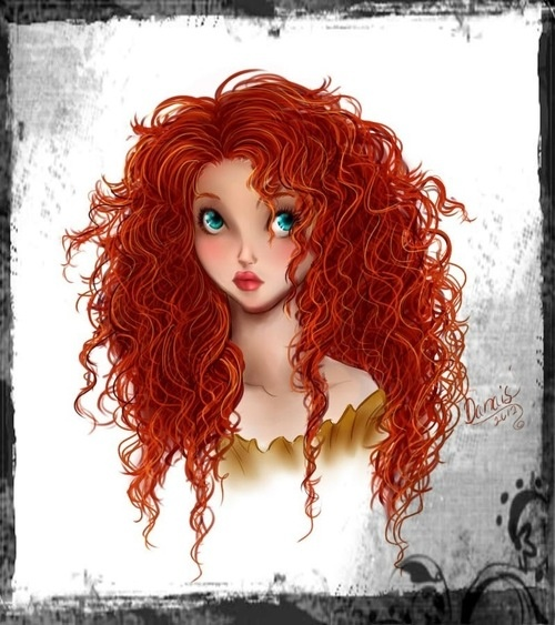 Red Hair clipart wild hair About Ginger best Red Hair