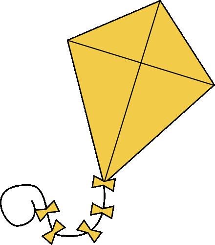 Yellow clipart kite Images Yellow Kite Kite Clip