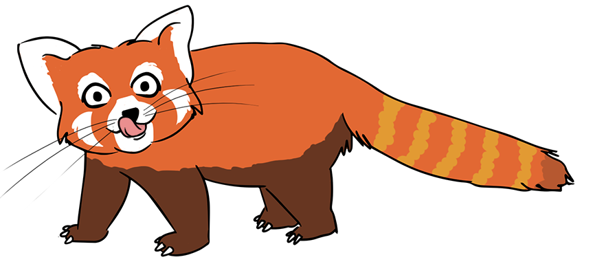 Small clipart animated Free Clipart Art Panda Clipart