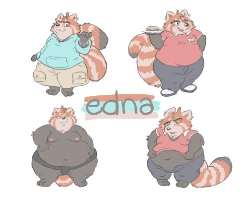 Red Panda clipart chubby #8