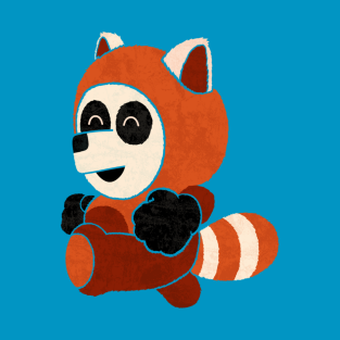 Red Panda clipart rad #12
