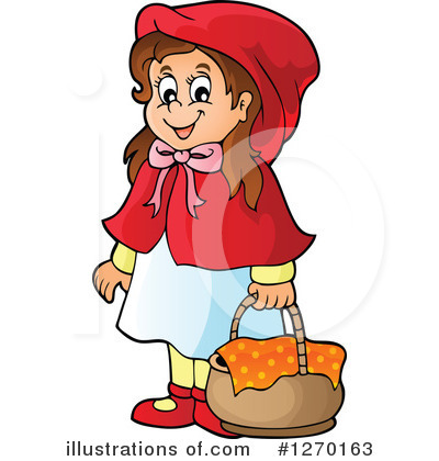 Red Riding Hood clipart #1270163 Red Riding Little by