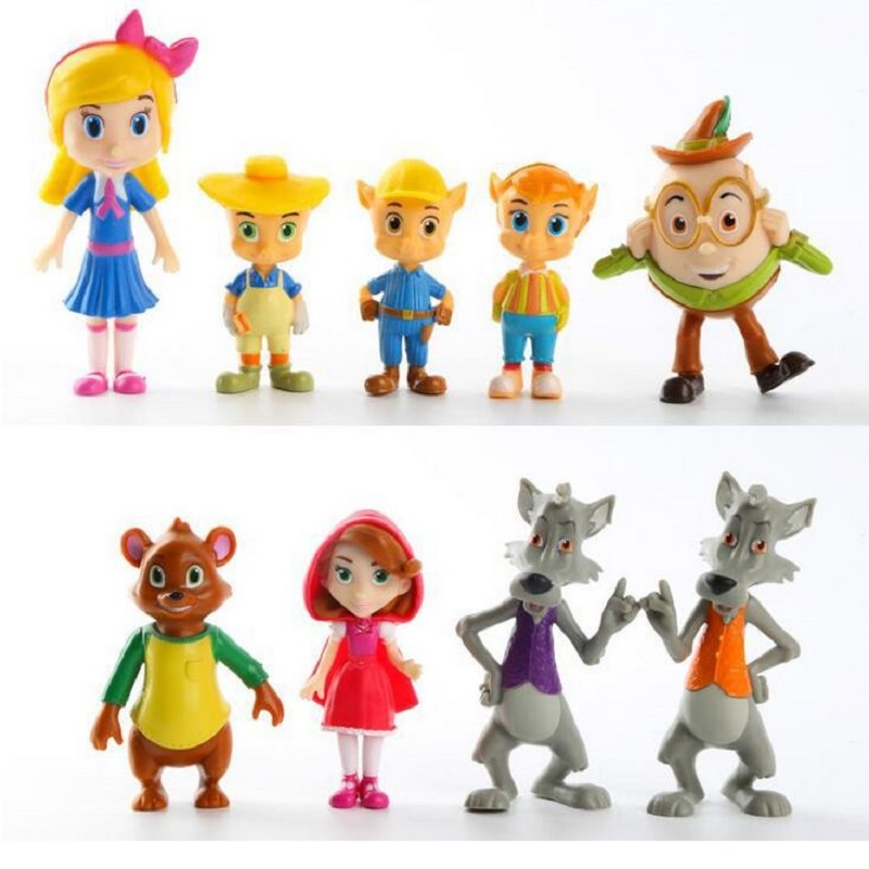 Figurine clipart hooded The Shop Goldie Bear Movie