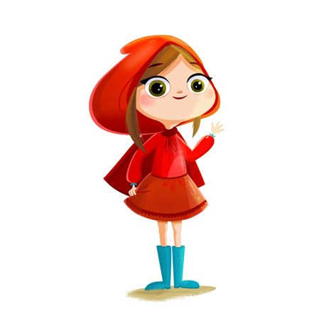 Red Riding Hood clipart disney Best #kid on RED images