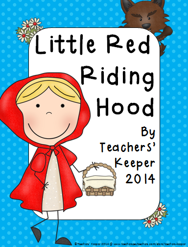 Red Riding Hood clipart red writing As writing Change elements to