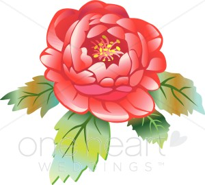Red Rose clipart bloom #4