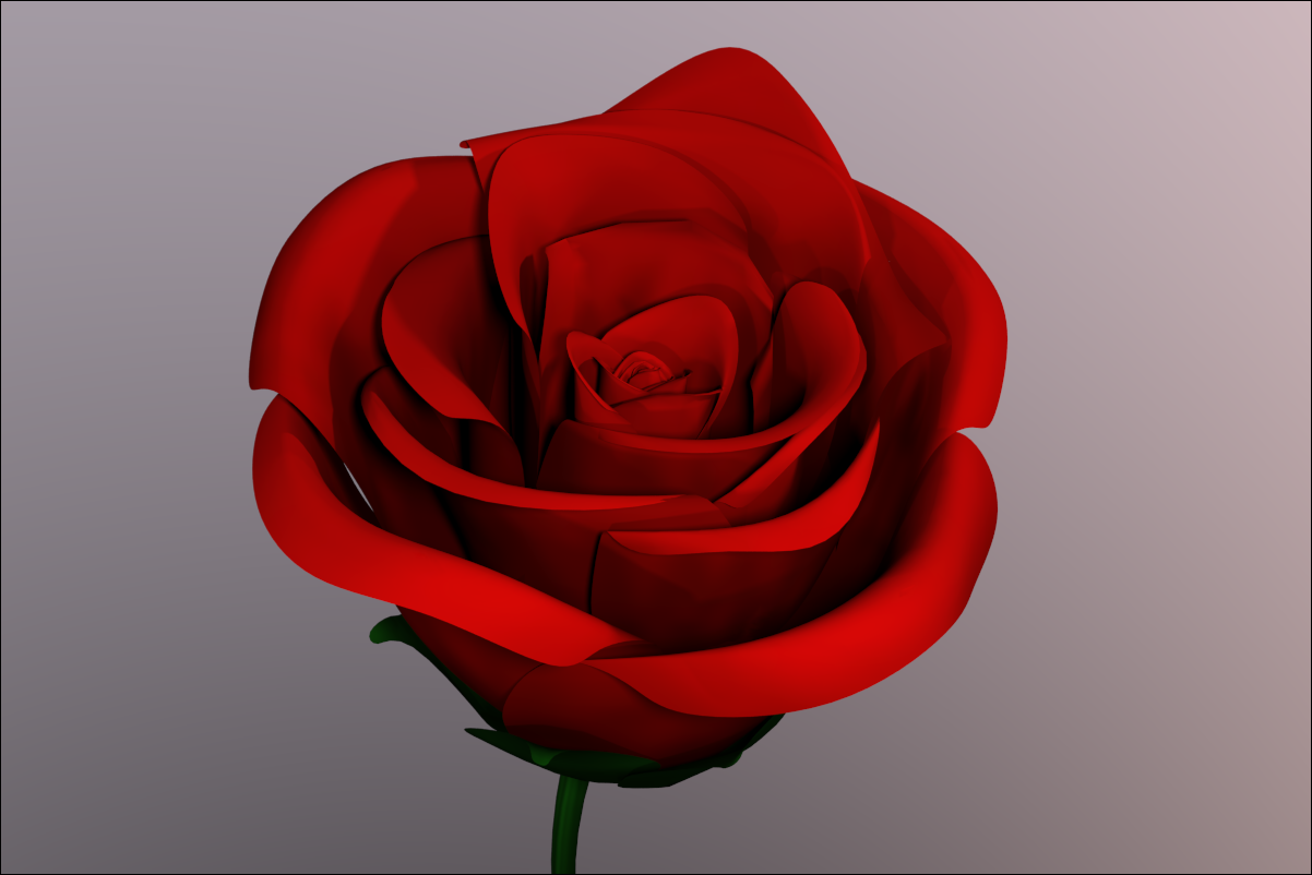 Red Rose clipart red object #13