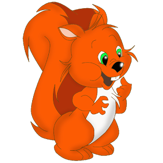 Red Squirrel clipart Squirrel Images Squirrel Images Red