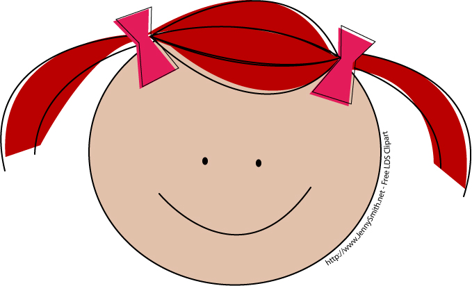 Redhead clipart cute Clipart Clipart Panda Free handout%20clipart
