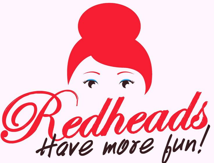 Redhead clipart child head Best Step Headed Red Headed