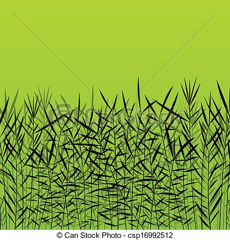 Reed clipart sun background Background and of Clipart