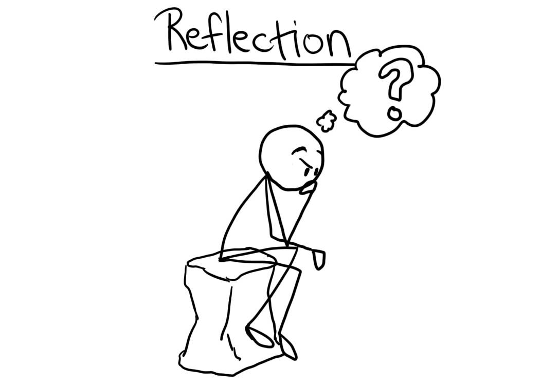 Reflection clipart Writing Cliparts reflection Zone Reflection