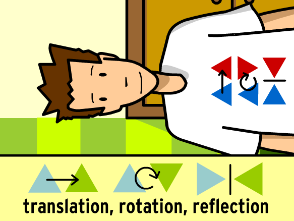 Reflection clipart lesson plan #7