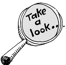 Reflection clipart teacher observation #9