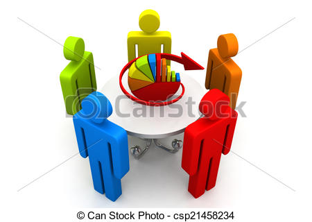 Reflection clipart team planning Royalty Planning Planning Illustrations 71