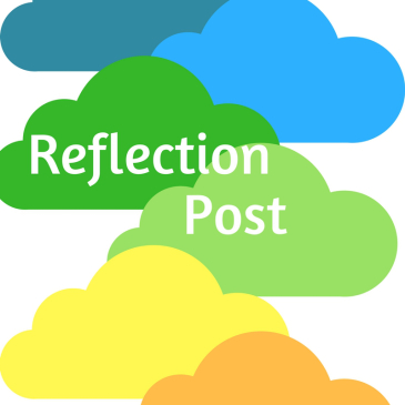 Reflection clipart topic #3