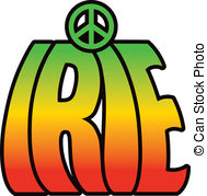 Reggae clipart Design Peace Royalty Vector Reggae