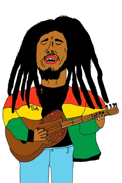Reggae clipart lion Clipart Collection Bob Reggae: Art