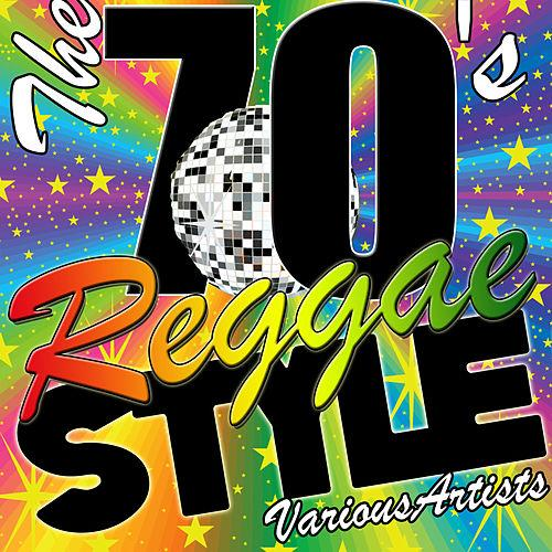 Reggae clipart 70's Artists Napster Various Artists Various