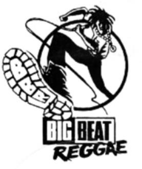 Reggae clipart black and white  Reggae and Beat CDs