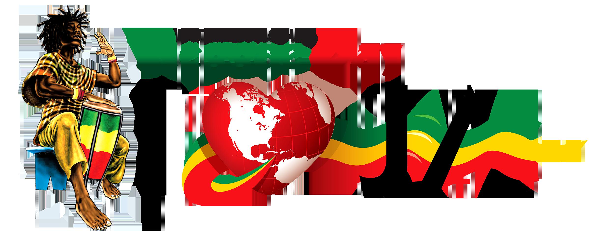 Reggae clipart brazil Day IRD Event International Reggae