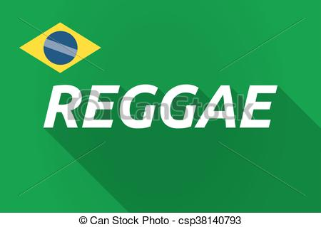 Reggae clipart brazil With with the REGGAE