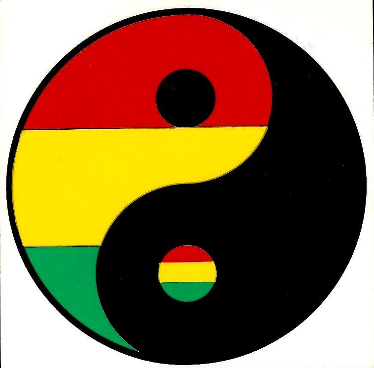 Reggae clipart dan rasta Clip Yang Rasta Art Sticker