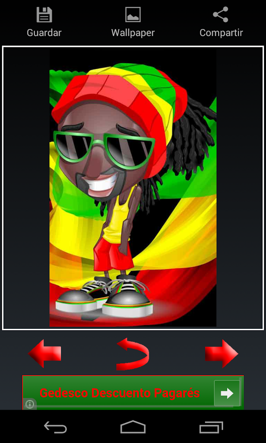 Reggae clipart wallpaper On Wallpapers Rasta Play Images