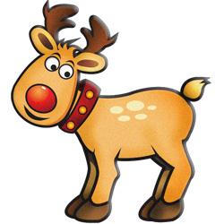 Reindeer clipart Free Art Reindeer Clipart Clipart