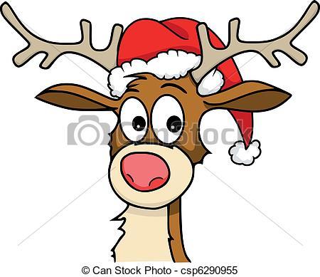 Reindeer clipart love #11