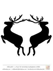 Reindeer clipart love #5
