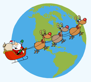 Reindeer clipart presents Free His Clipart Image Free