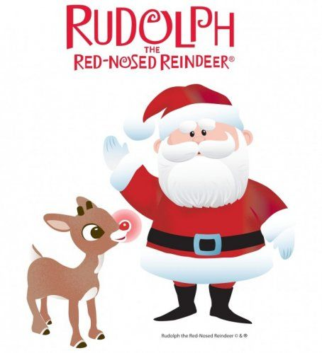 Reindeer clipart rudolph the red reindeer #4
